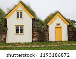 village of traditional... | Shutterstock . vector #1193186872