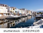 spain  catalonia  costa brava ... | Shutterstock . vector #1193194135
