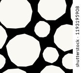 seamless repeating pattern with ... | Shutterstock .eps vector #1193195908
