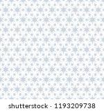 seamless stars pattern.... | Shutterstock .eps vector #1193209738