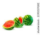 fresh  nutritious and tasty... | Shutterstock .eps vector #1193219182