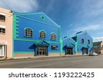 bridgetown  barbados   december ... | Shutterstock . vector #1193222425