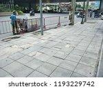 bangkok  thailand  october 2... | Shutterstock . vector #1193229742