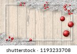 light wooden background with... | Shutterstock .eps vector #1193233708