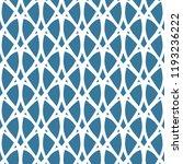 seamless islamic lattice... | Shutterstock .eps vector #1193236222