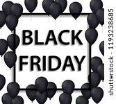 vector illustration of black... | Shutterstock .eps vector #1193238685