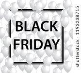 vector illustration of black... | Shutterstock .eps vector #1193238715