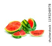 fresh  nutritious and tasty... | Shutterstock .eps vector #1193248978