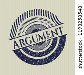 blue argument distress with...   Shutterstock .eps vector #1193258548