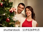 winter holidays and people... | Shutterstock . vector #1193269915