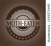 moth eaten wooden signboards   Shutterstock .eps vector #1193271445