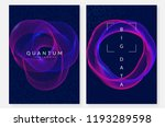 deep learning background.... | Shutterstock .eps vector #1193289598