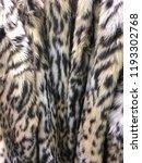 background of female fur coat... | Shutterstock . vector #1193302768
