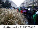brussels  belgium. 2nd oct.... | Shutterstock . vector #1193321662