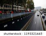 brussels  belgium. 2nd oct.... | Shutterstock . vector #1193321665