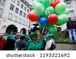 brussels  belgium. 2nd oct.... | Shutterstock . vector #1193321692