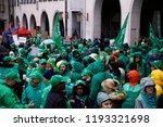 brussels  belgium. 2nd oct.... | Shutterstock . vector #1193321698