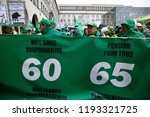 brussels  belgium. 2nd oct.... | Shutterstock . vector #1193321725