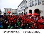 brussels  belgium. 2nd oct.... | Shutterstock . vector #1193322802