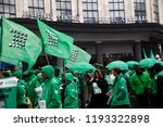 brussels  belgium. 2nd oct.... | Shutterstock . vector #1193322898