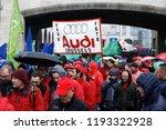 brussels  belgium. 2nd oct.... | Shutterstock . vector #1193322928