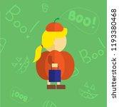 cartoon vector characters of... | Shutterstock .eps vector #1193380468
