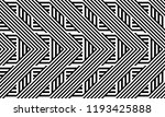 seamless pattern with striped... | Shutterstock .eps vector #1193425888