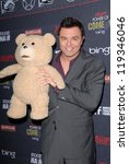 Small photo of Seth MacFarlane at Variety's 3rd Annual Power of Comedy, Avalon, Hollywood, CA 11-17-12