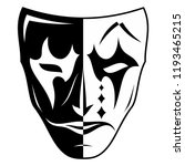 Vector Image Of A Theatrical...