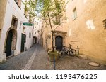 salzburg  austria   september...   Shutterstock . vector #1193476225