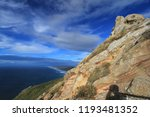 rocky outcrops in point reyes... | Shutterstock . vector #1193481352