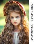 Beautiful Young Girl In ...