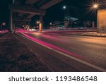 underneath the bridge  with the ... | Shutterstock . vector #1193486548