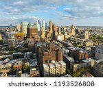 aerial view of downtown... | Shutterstock . vector #1193526808