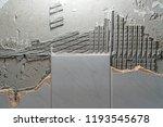 preparation of repair the... | Shutterstock . vector #1193545678