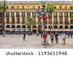 barcelona  spain   april 17 ... | Shutterstock . vector #1193611948