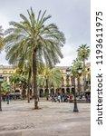barcelona  spain   april 17 ... | Shutterstock . vector #1193611975