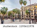 barcelona  spain   april 17 ... | Shutterstock . vector #1193611978