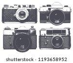 vintage film cameras...