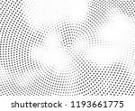 abstract halftone wave dotted... | Shutterstock .eps vector #1193661775