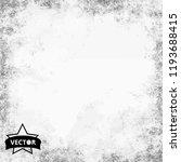 grunge wall texture. very good... | Shutterstock .eps vector #1193688415