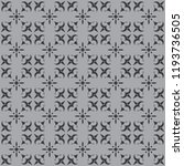 seamless ancient tile pattern...   Shutterstock .eps vector #1193736505