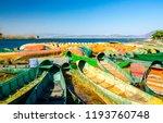 yunnan dali erhai scenic area | Shutterstock . vector #1193760748