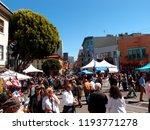 san francisco   june 16  2013 ...   Shutterstock . vector #1193771278