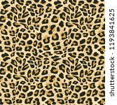 Jaguar Skin Seamless Pattern...
