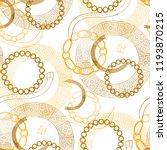 seamless pattern mixed design.... | Shutterstock . vector #1193870215