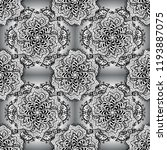 orient  symmetry lace ... | Shutterstock .eps vector #1193887075