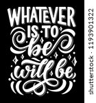 inspiration quote or wise... | Shutterstock .eps vector #1193901322