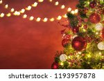 christmas and new year holidays ... | Shutterstock . vector #1193957878