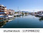 spain  catalonia  costa brava ... | Shutterstock . vector #1193988232